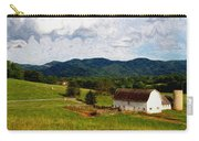 Impressionist Farming Carry-all Pouch