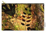 Impressions - Forest - Flowers Carry-all Pouch