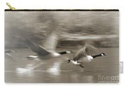 In A Blur Of Feathers Carry-all Pouch