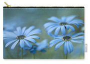 In A Corner Of A Garden Carry-all Pouch by Priska Wettstein