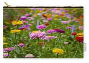 In A Field Of Flowers Carry-all Pouch