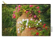 In A Portuguese Garden - Photo Carry-all Pouch