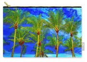 In A World Of Palms Carry-all Pouch