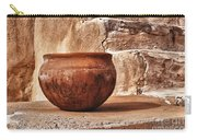 In Another Life Carry-all Pouch by Sandra Bronstein