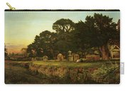 In Country Churchyard Wittington Worcester Carry-all Pouch