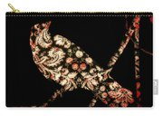 In Damask Carry-all Pouch