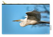 In Flight With Stick Carry-all Pouch