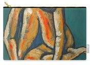 In Love - Female Nude Carry-all Pouch