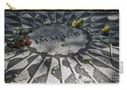 In Memory Of John Lennon - Imagine Carry-all Pouch