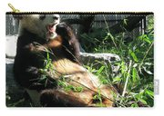 In Need Of More Sleep. Er Shun Giant Panda Series. Toronto Zoo Carry-all Pouch