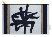 In Perfect Balance Carry-all Pouch by Barbara St Jean