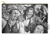 In Praise Of Jazz Carry-all Pouch by Steve Harrington