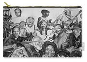 In Praise Of Jazz V Carry-all Pouch