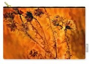 In Praise Of Weeds Carry-all Pouch
