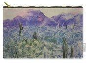 In Quietness And Trust Carry-all Pouch