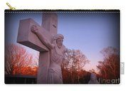 In Sacrifice Is Peace Carry-all Pouch