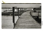 In Stillness Carry-all Pouch by Lisa Russo