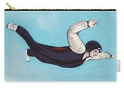 In The Air Carry-all Pouch by Anastasiya Malakhova