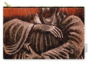In The Arms Of Christ Carry-all Pouch