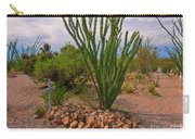In The Boothill Cemetary Carry-all Pouch