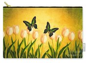 In The Butterfly Garden Carry-all Pouch