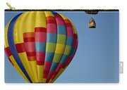 In The Clear Blue Skies Carry-all Pouch