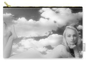 In The Cloud 1082 .01 Carry-all Pouch