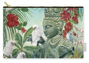 In The Company Of Angels Carry-all Pouch