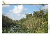 In The Everglades Carry-all Pouch