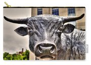 In The Eyes Of The Bull Carry-all Pouch