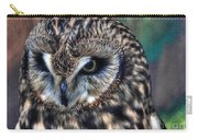 In The Eyes Of The Owl Carry-all Pouch
