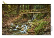 In The Forest - Limekiln State Park In California Carry-all Pouch