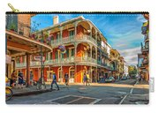 In The French Quarter - Paint Carry-all Pouch