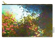 In The Garden Carry-all Pouch by Pamela Cooper