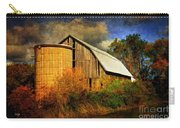 In The Gloaming Carry-all Pouch by Lois Bryan