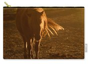 In The Golden Light Carry-all Pouch
