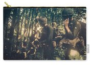 In The Jungle - Vietnam Carry-all Pouch