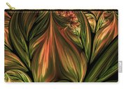 In The Midst Of Nature Abstract Carry-all Pouch