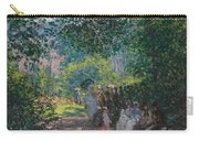In The Park Monceau Carry-all Pouch