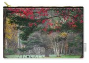 In The Park Square Carry-all Pouch