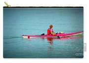 In The Pink Kayaker Carry-all Pouch