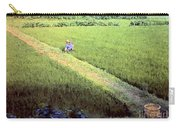 In The Rice Fields Carry-all Pouch