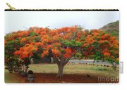 In The Shade Of The Poincianas Carry-all Pouch