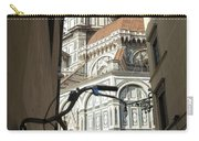 In The Shadow Of Il Duomo Carry-all Pouch