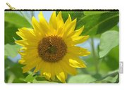 In The Sunflower Field Carry-all Pouch