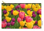 In The Tulip Garden Carry-all Pouch