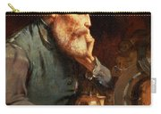 In The Workshop Carry-all Pouch by John Ritchie