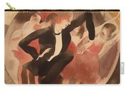 In Vaudeville Carry-all Pouch