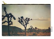 In Your Arms As The Sun Goes Down Carry-all Pouch