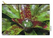 Inca Bromeliad Detail Carry-all Pouch